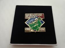 DANBURY MINT - BRITISH VICTORY PINS - OPERATION CLARET 1964 BORNEO BADGE