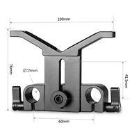 SmallRig  Adjustable Long Lens Support Fr Telephoto Len 15mm Rail1087 US CG