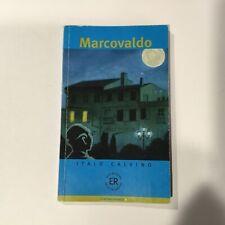 Marcovaldo (Easy Reader Series, Italian Edition) - Paperback
