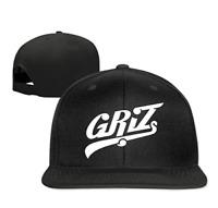 Snapback Clean up Adjustable Baseball Cap Griz Pop Logo Hip Hop Hat and Cap