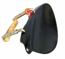 Value Series Rests,Comfort Violin Chinrest for All Violins, Chrome Hardware,9648