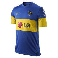 nwt~Nike BOCA JUNIORS JRS ATLETICO Argentina Football Soccer Shirt Jersey~Mens L