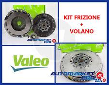 KIT FRIZIONE + VOLANO 4 PEZZI VALEO FIAT DOBLO' 1.9 1900 DIESEL JTD JTDM 2006>