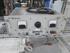 Kepco Model PR 80-8M 115 Volt 1Ph Input DC Regulated Power Supply 0-80VDC Output