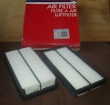2 x AIR FILTER Toyota Celica 2.0 2.0i 16v st162 '87-'90 - two air filters