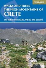 The High Mountains of Crete (Paperback or Softback)