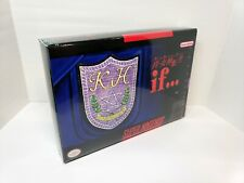 Shin Megami Tensei If... - [BOX ONLY] English SNES NTSC [GAME NOT INCLUDED]