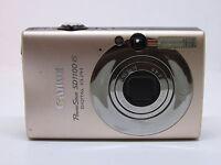 Canon SD1100 IS / Ixus 80  8.0MP Digital Camera *GOLD COLOR*