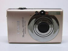 Canon SD1100 IS / Ixus 80  8.0MP Digital Camera *GOLD COLOR*