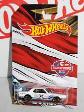 Hot Wheels Wal-Mart Stars & Stripes Series 3 / 10 '65 Mustang