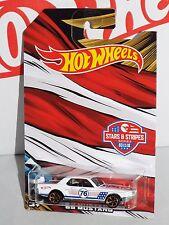 Hot Wheels Wal-Mart Stars & Stripes Series 3 / 10 '65 Mustang