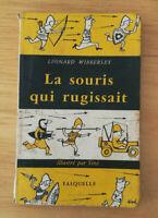 Humor La Mouse Which Rugissait Based on Leonardo Wibberley Illustre Sine 1955