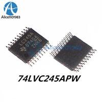10PCS SN74LVC245APWR TSSOP-20 74LVC245APW 74LVC245 LC245A NXP