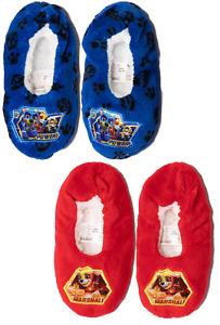 Boys Paw Patrol Slippers Kids Paw Patrol Slippers With Anti-Slip Sole UK 7.5-13
