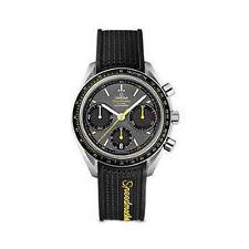 Polierte Armbanduhren mit Edelstahl OMEGA