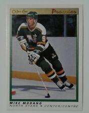 1990-91 Mike Modano OPC Premier Rookie #74 Dallas Stars Minnesota  HOF
