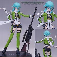 """S.A.O. Sword Art Online Sinon Phantom Bullet Holding Gun 19cm/7.6"""" PVC Figure NB"""