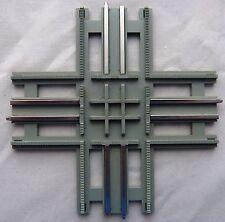 LEGO CITY FERROVIA incrocio 12 Volt leader elettrica (sch-27)