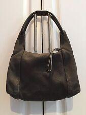 Gucci Vintage Denim Hobo Bag - Black - 100% Authentic
