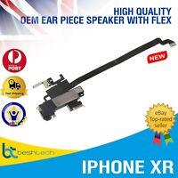 iPhone XR Ear Speaker Flex Earpiece Module Genuine High Quality Original