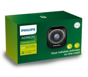 Philips ADR620 Dash Camera Genuine New In Box Security Car And Personal Cemera