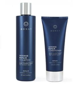 MONAT Intense Repair Treatment Shampoo and Conditioner NEW/SEALED - 2PCs