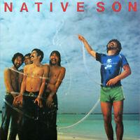 Native Son Native Son JVC VIJ-6301 LP Japan  INSERT