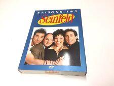 COFFRET DVD SEINFELD SAISONS 1 ET 2
