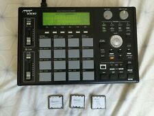 Akai MPC 1000 with 128MB RAM, JJ0S2XL, 2 x 16GB + 1 x 4GB CF Cards
