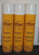 Lamaur Vita-e Maximum Hold Hair Spray  10.5 oz (3 pack)