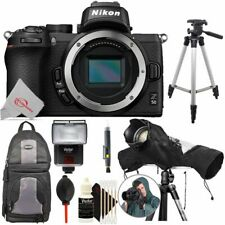 Nikon Z 50 Mirrorless Digital Camera Body with Top Accessory Kit
