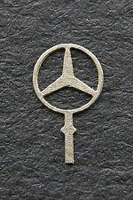 MERCEDES-BENZ Stella Star logo emblema RADIATORE 4,1mm 1:18 Autoart CMC SUNSTAR