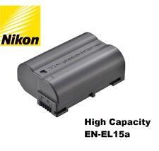 New Genuine OEM Nikon D600 D610 D750 D7100 D7200 D800 D810 V1 EN-EL15a Battery