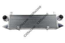 "CXRacing 3.5"" Thick Turbo Intercooler 33.5x8x3.5 For Eclipse 1G Laser Talon"