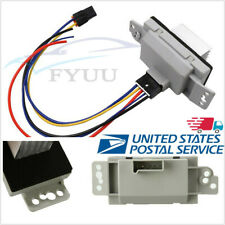 Car Upgrade Motor Resistor Speed Control Module Kit For 2004-2007 Buick Rainier
