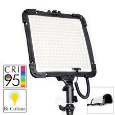 Bicolour Flexible Flexi Dimmable LED Panel Interview Film Lighting Portable