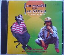 JAH WOOSH meets JAH STITCH - At Leggo Sounds - CD