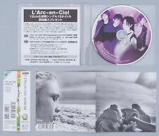 Winter fall L'Arc~en~Ciel 15th Limited Picture Single CD Obi 2007 Rare Japan