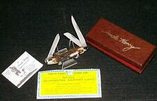Schrade Walden 897UH Knife Serial #42139 Pre-1967 Original Packaging,Papers Rare