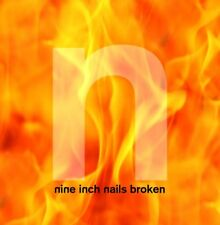 Nine Inch Nails BROKEN 180g NIN Remastered INTERSCOPE RECORDS New Vinyl EP + 7""