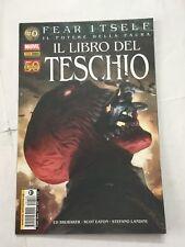 FEAR ITSELF #0   MARVEL MINISERIE 118 IL LIBRO DEL TESCHIO PANINI COMICS