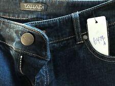 """Tahari jeans size 2 waist 28"""" mid-rise inseam 33"""" stretch zipper fly boot cut da"""
