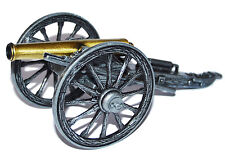 American Civil War Imported Boxed All Metal Artillery Napoleon Cannon 18x8 Cms