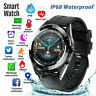 Waterproof Bluetooth Smart Watch Heart Rate Blood Oxygen Men Phone Mate Watches