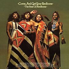 Come & Get Your Redbone (Best Of) - Redbone (2014, CD NEUF)