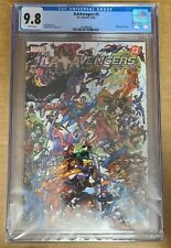 JLA/Avengers #3 CGC 9.8