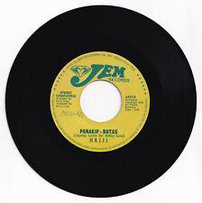Philippines HAJJI Panakip-Butas OPM 45 rpm Record