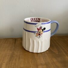 2020 Epcot Food & Wine Festival Disney Minnie Mouse Queen Of Cuisine Mug-New!