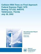 Aircraft Accident Report Collision with Trees on Final Approach Federal...
