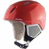 Alpina Kinder Skihelm Ski Helm Carat LX flamingo